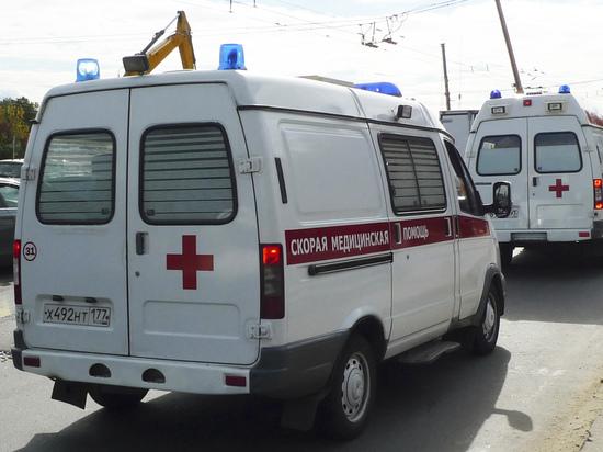 В столице ваэропорту Домодедово пожарная машина сбила восемь человек