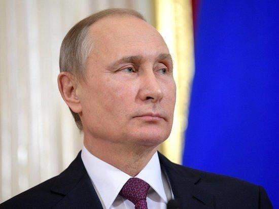 Путин рассказал о желании помириться с великой державой — США
