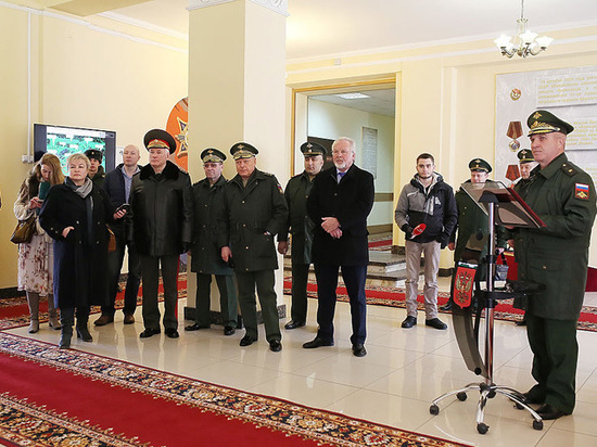 Праздник для курсантов: «МК» провел день в сухопутных войсках