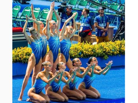 Лазарет по-олимпийски: Вяхирева лечится рыбой, а Ягудин косит траву
