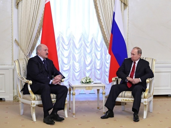 """Лукашенко добился от Путина """"газового рая"""" после шести часов переговоров фото"""