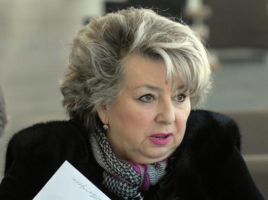 Тарасова посоветовала Родниной ответить перед народом за работу в Госдуме