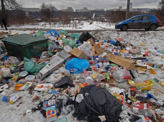Москва иПодмосковье разработают общую схему обращения строительного мусора