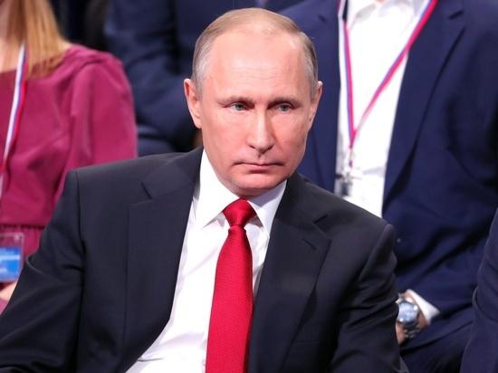 Утро Путина до теракта: «У нас везде пропаганда!»