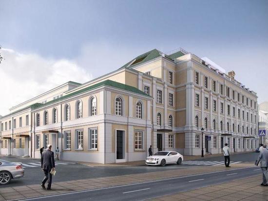 Москомархитектура одобрила проект первого отеля Bulgari в РФ