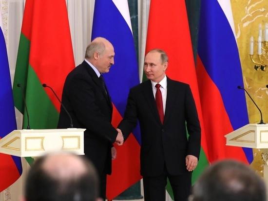 В Кремле отказались раскрыть детали газового соглашения с Белоруссией