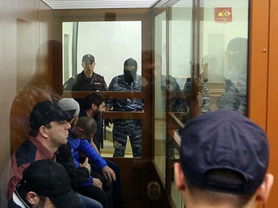Следователь заявил оподлинности подписей Губашева впротоколах поделу Немцова