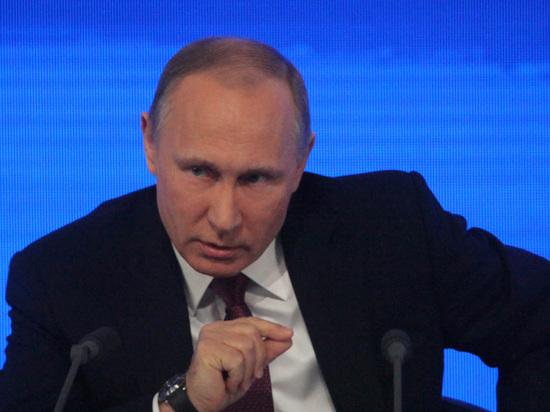 Фото Путина в макияже напомнило, как раскрашивали Обаму, Меркель и Клинтон