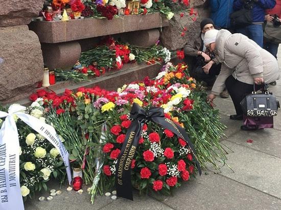 СК опубликовал полный список погибших при теракте в Санкт-Петербурге