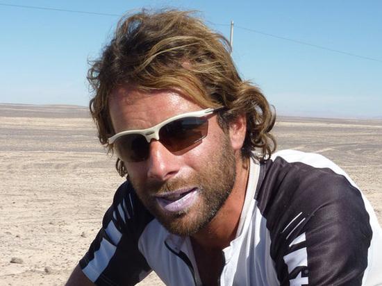 Английский велосипедист собрался объехать Землю за 80 дней