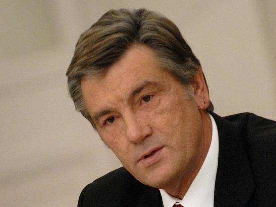 Ющенко: конфликт навостоке страны— это 24-я вражда Украины сРоссией