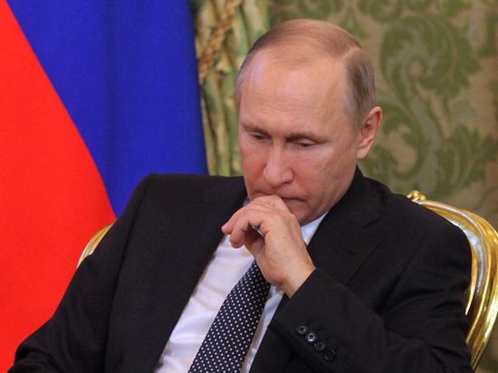 Отфотошопленный снимок Путина с накрашенными губами признали экстремистским