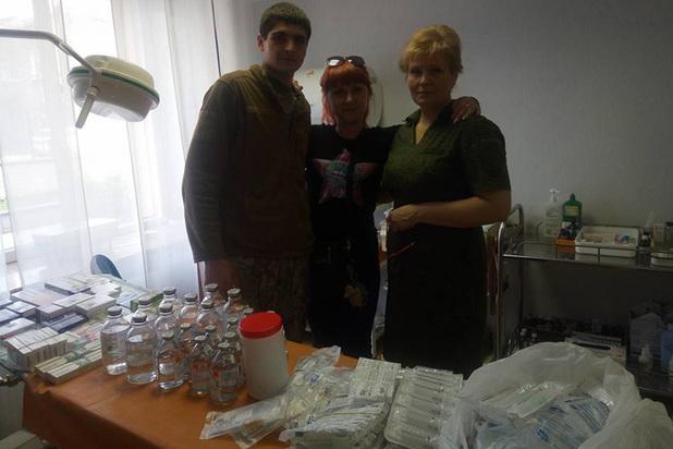 Меньшов подарил Прилепину миллион рублей в пакете «на Донбасс»