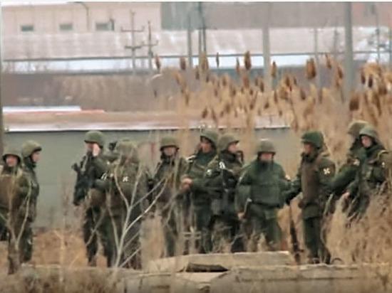 Астраханских террористов расстреляли в камышах