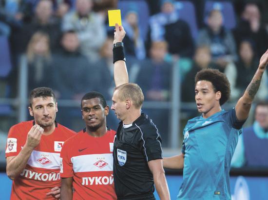 Матч «Спартак» — «Зенит» не дадут судить иностранцу