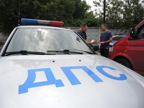 В ДТП на юго-западе Москвы пострадали мотоциклист и велосипедист