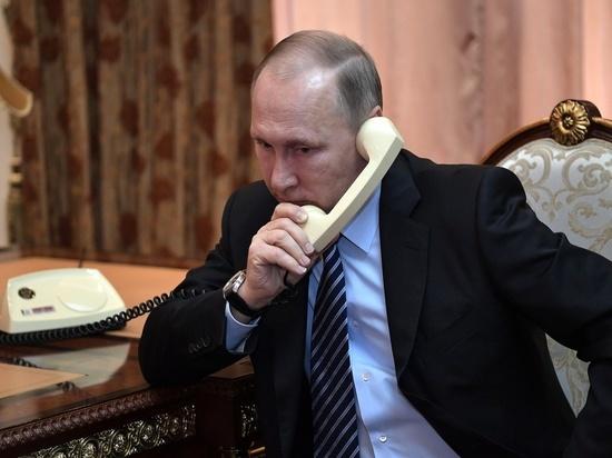 Путин проведёт оперативное совещание Совбеза из-за удара США побазе вСирии