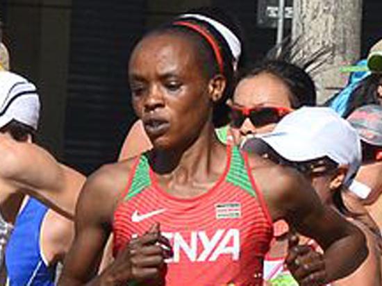 Олимпийская чемпионка 2016г.  вмарафоне провалила допинг-тест