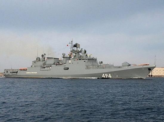 Ракеты «Томагавк» безопасны для фрегата «Адмирал Григорович», направившегося к Сирии
