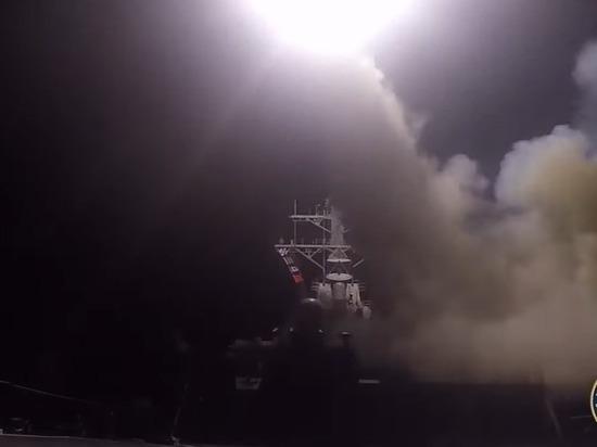 США нанесли удар побазе сирийских правительственных войск