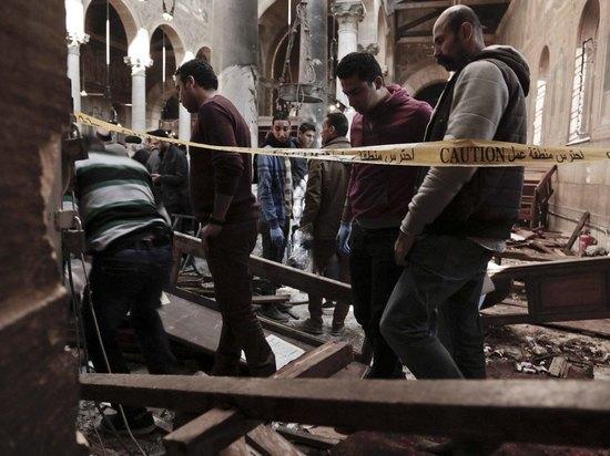 ИГИЛ устроило кровавое Вербное воскресенье в Египте: задержан один подозреваемый