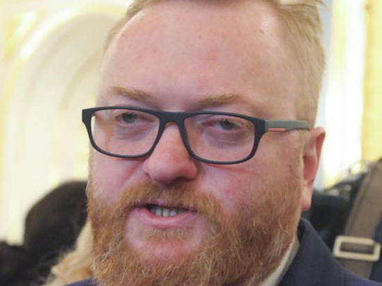 «Единая Россия» отчитала Милонова за законопроект о соцсетях