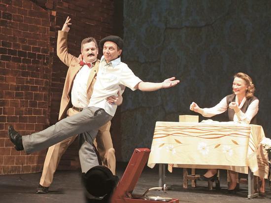 Марк Розовский поставил спектакль о Сталине и своих родителях