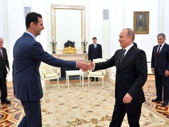 СМИ: России посулили членство в G7 в обмен на Асада