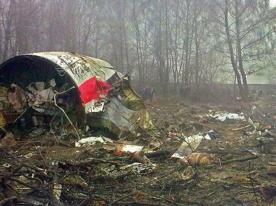 Кремль ответил наобвинения Польши поповоду катастрофы под Смоленском