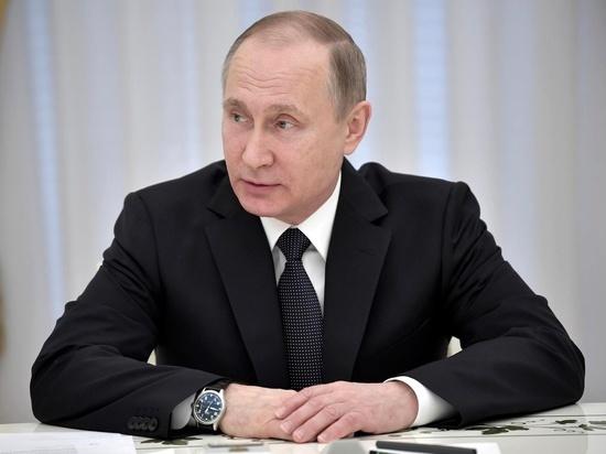 Путин пригрозил Трампу внутриполитическими противниками в США