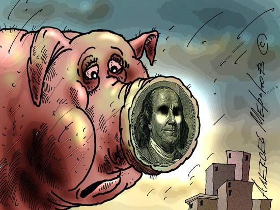 Чистый спрос граждан России навалюту вырос в1,6 раза