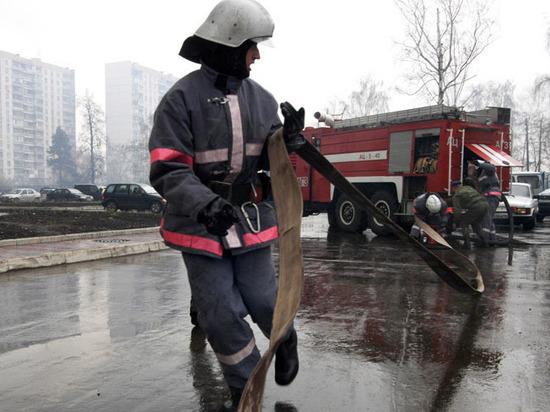 Ссамого начала года в столицеРФ случилось неменее тысячи пожаров