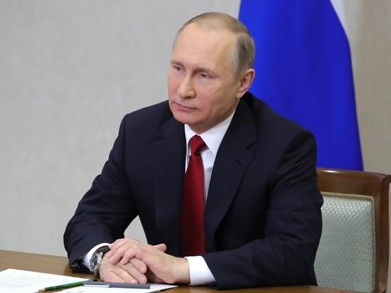 Путин заявил о деградации уровня доверия к США
