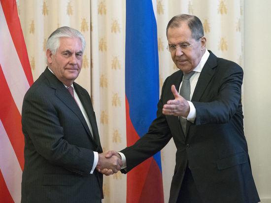Эксперты назвали «успехом» переговоры Путина, Лаврова и Тиллерсона