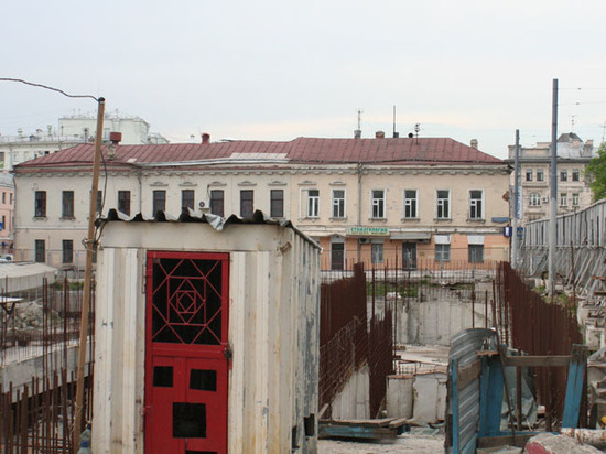 Хохловскую площадь превратят в новейшую прогулочную зону столицы