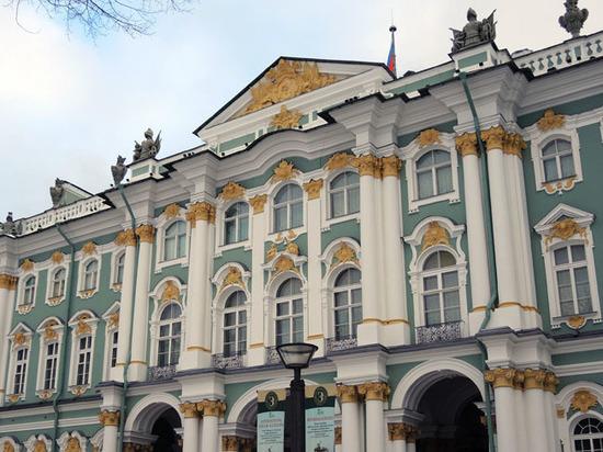 УЭрмитажа изъяли изапретили кпродаже сборники поистории музея