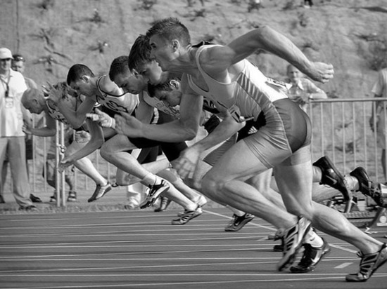 СМИ: научно доказано, что бег значительно продлевает жизнь