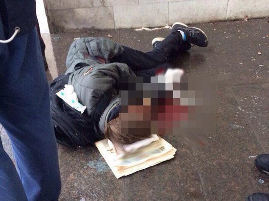 Новый взрыв в Санкт-Петербурге: свидетельства очевидцев