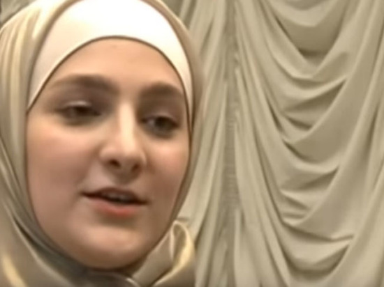 Старшая дочь Кадырова вышла замуж после двухнедельного знакомства