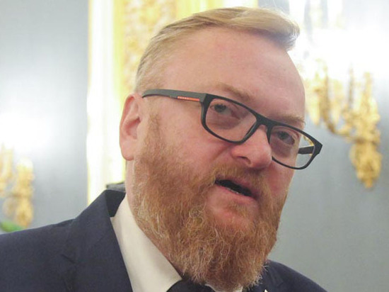 Из-за бухашки: Милонов рассказал, почему Россия не самая безопасная страна
