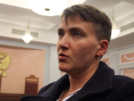 Надежда Савченко надеется свергнуть режим Порошенко: к выборам готова