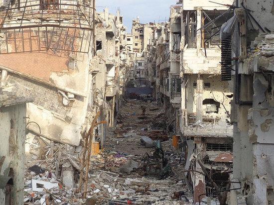 Минобороны РФ: у США нет фактов по химатаке в Сирии