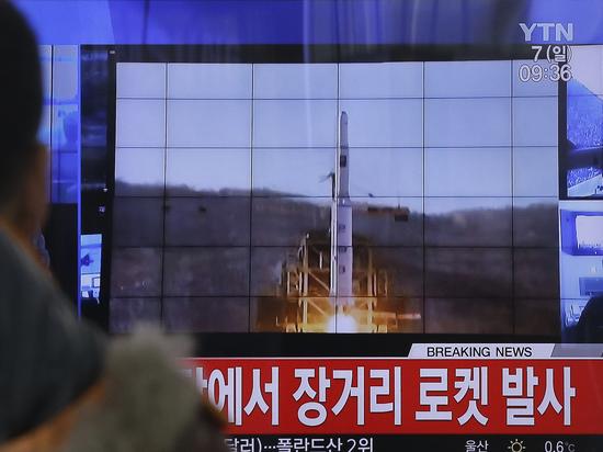 США отказались от удара по КНДР в пользу политики давления
