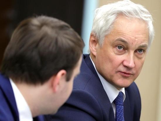 Помощник президента упрекнул Орешкина в невыполнении поручений Путина