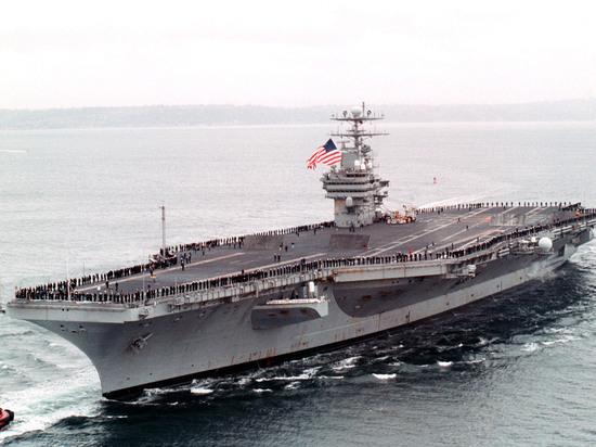 Российские и китайские корабли присмотрят за «армадой» Трампа возле КНДР