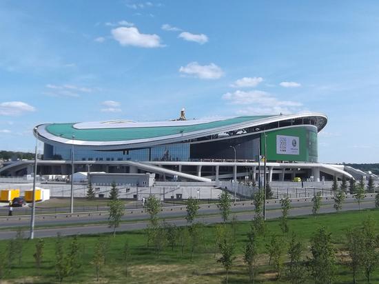 «Казань-Арену» построили для пустого места
