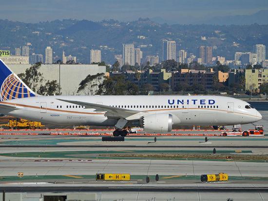 Авиакомпания United Airlines сорвала свадьбу молодой паре