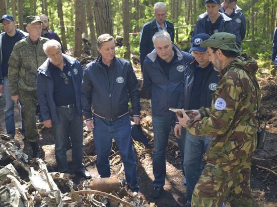 Поисковикам РГО удалось разгадать главную загадку острова тайн под Петербургом