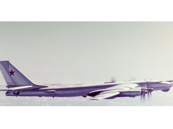 США подтвердили авиаинцидент с российскими Ту-95 на Аляске