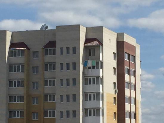 Стали известны причины обрушения балкона во Французском сквере на севере Тамбова